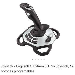 Joystic Logitec Extrem 3D Pro