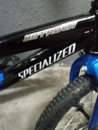 "Bicicleta specialized horthok 16"""