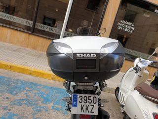 Top case baul trasero Shad 48