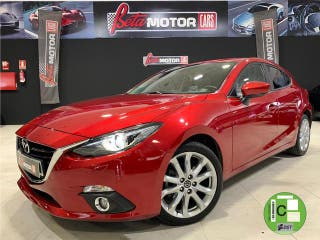 Mazda Mazda 3 1.5 DE Luxury Premium 77 kW (105 CV)