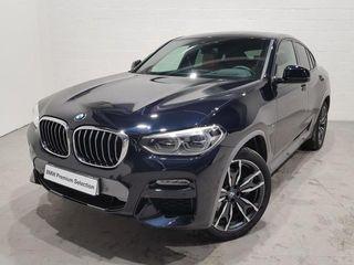 BMW X4 xDrive30d 195 kW (265 CV)