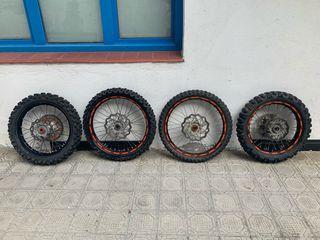 Ruedas KTM EXC