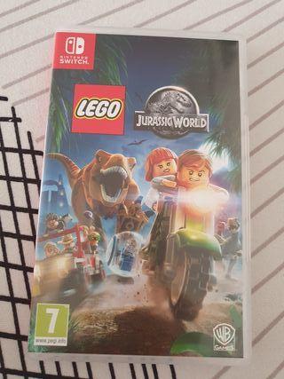 Jurassic World Lego Switch
