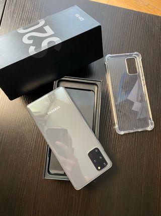 Samsung s20 plus 5g 128gb como nuevo
