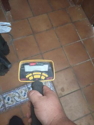 Detector de metales euro ave 350