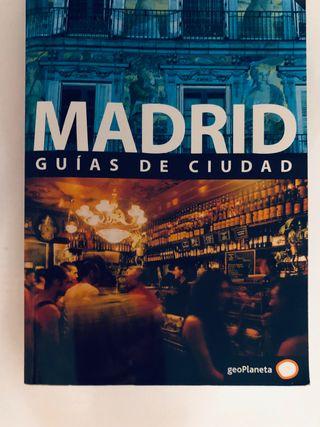 Guía de viaje - Lonely Planet Madrid