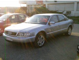 Audi S8 Quattro entero para despiece.