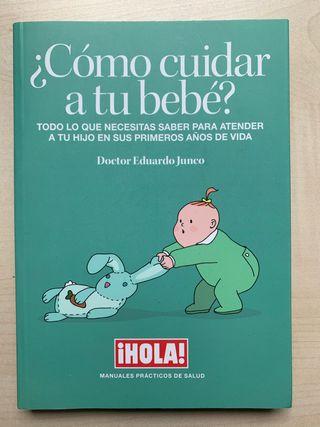 """Libro """"Cómo cuidar a tu bebé"""""""