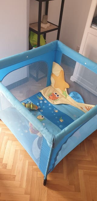 Parque infantil Chicco Open Sea