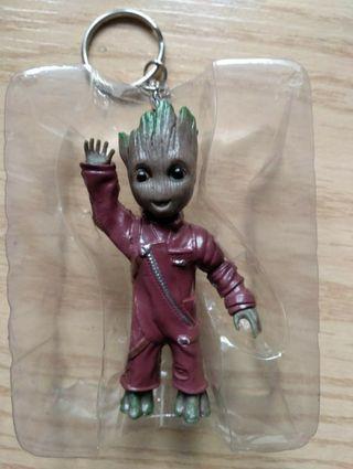 llavero Groot , Marvel