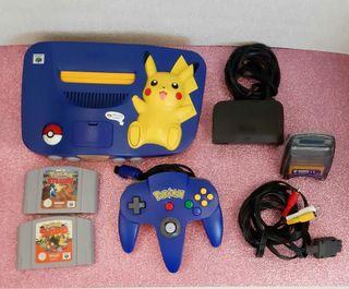 Nintendo 64 Pikachu Pokémon