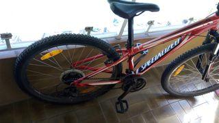 """Bicicleta 26"""" specialized"""