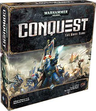 Warhammer 40.000 conquest cartas