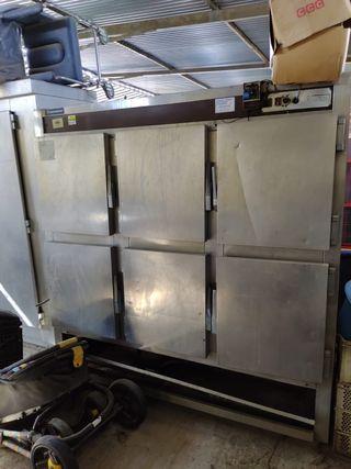 Cámaras frigoríficas de restaurante