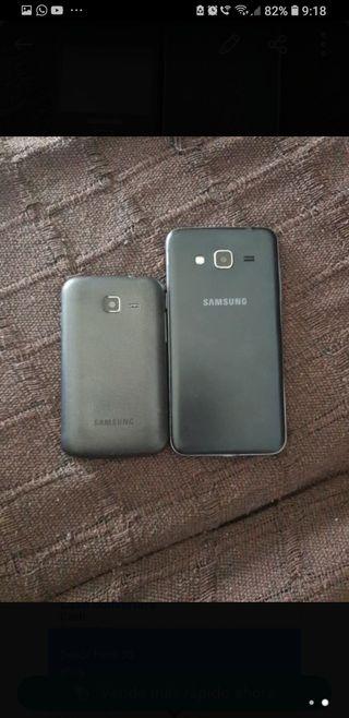 Samsung j3 y Samsung galaxy y pro