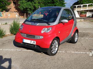 smart fortwo 2006 automatico 45cv