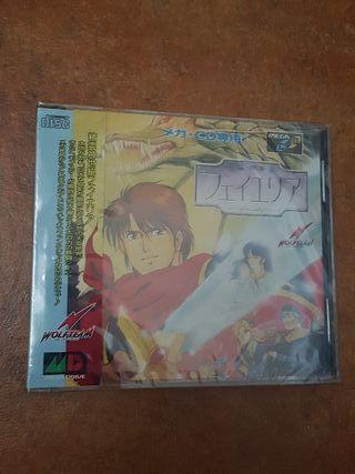 Seirei Shinseiki Sega Mega CD