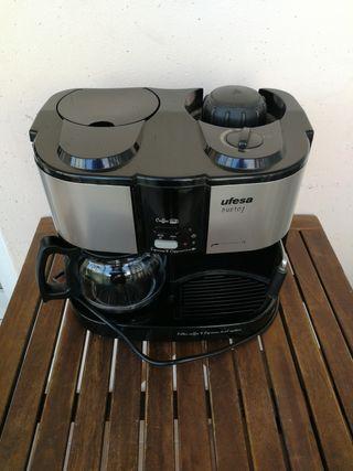 Cafetera Ufesa Dueto CK 7350