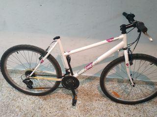 Bicicleta para mujer BTWIN ROCKRIDER 5.0