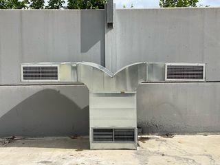 Distribuidor de aire acondicionado industrial