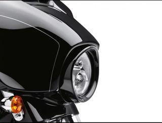 Bisel faro Harley-Davidson