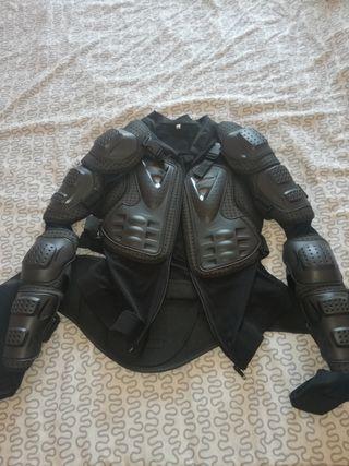 protecciones moto.