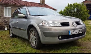 Renault Megane familiar