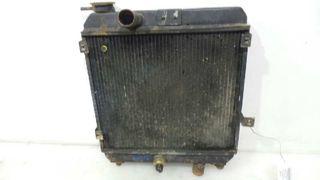 1201516 Radiador agua SEAT MARBELLA 0.8 Año 1986.