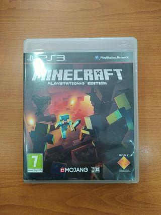Minecraft PS3.