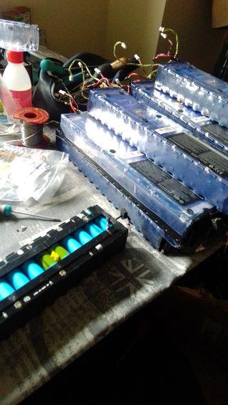 reparación baterías Xiaomi m365