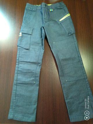 Pantalones Trenkking talla 12
