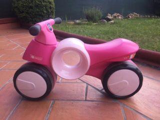 moto Neo 2.0 Pink rosa Imaginarium con caja