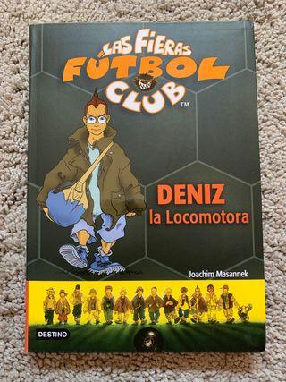 Las Fieras Fútbol Club 5 - Deniz la locomotora