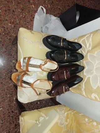 zapatos nuevos número 36