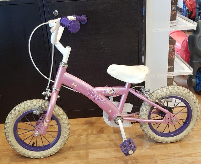 Bicicleta Infantil Princess