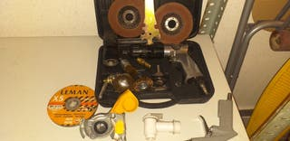 Lote herramientas para camión