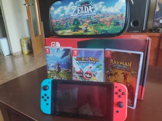 Nintendo switch pack