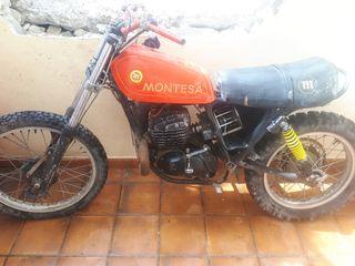 DESPIECE MONTESA H6 250CC(SOLO DESPIECE)