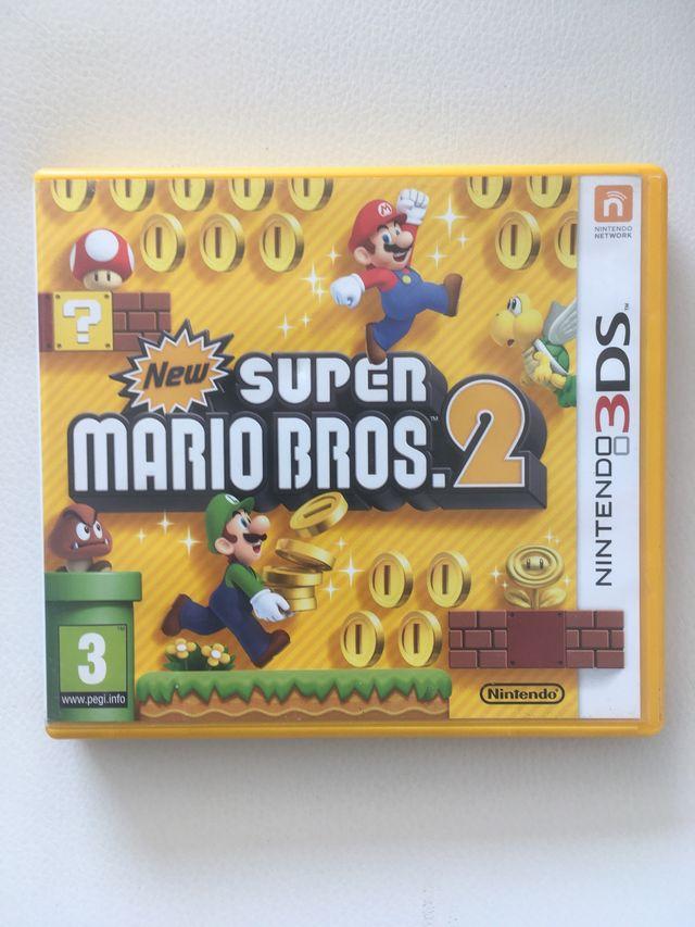 Súper Mario Bros.2 N3DS