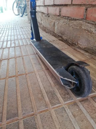 patinete/scooter para hacer trucos