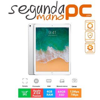 """Apple iPad Pro 2 - 12.9"""" - 64GB - WiFi - Silver"""