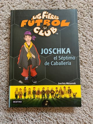 Las Fieras Fútbol club 9, Joschka