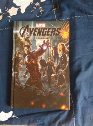 The Avengers Preludio