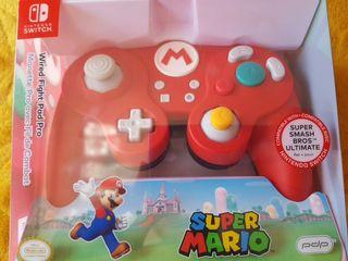 Mando Super Mario Switch