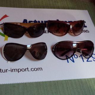 Lote vintage gafas mujer 70s