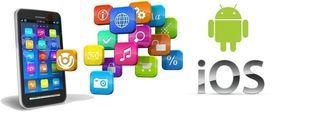 Desarrollo de páginas web, Android, Iphone