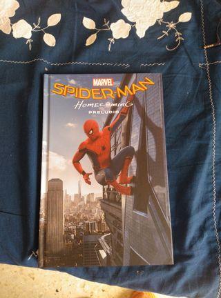 Spiderman Homecoming Preludio