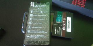 "Telefono Movil Smartphone Hafury A7 Libre 5.5"""