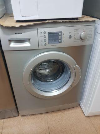 lavadora Bosch de 6 kilos