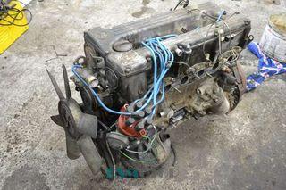 Motor Mercedes W203 C-klasa 2.6 170 Cv